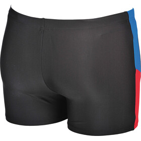 arena Ren Swim Shorts Men black-red-pix blue